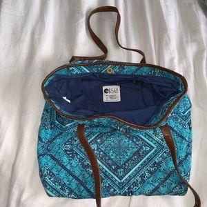 Billabong Bags - Billabong Blue Beach Bag (Large)